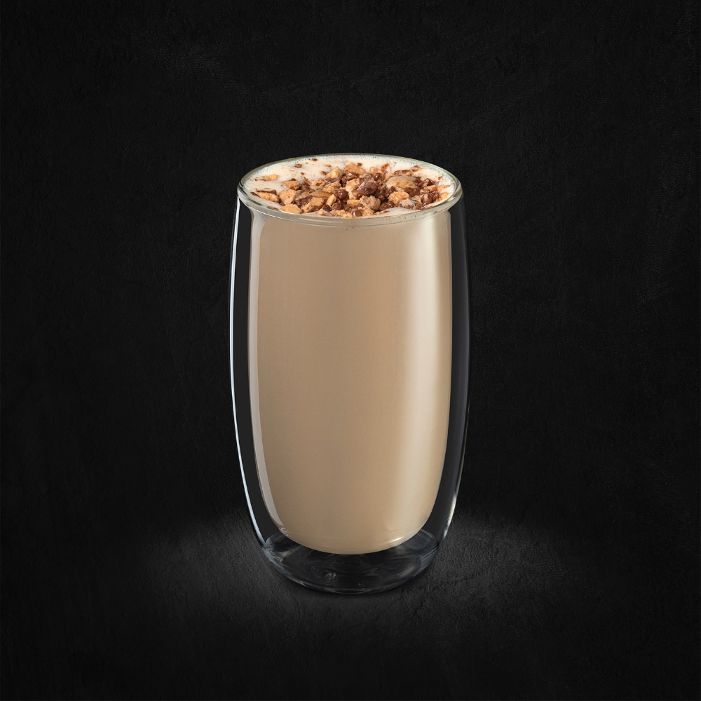 Chocolate Cookie Latte